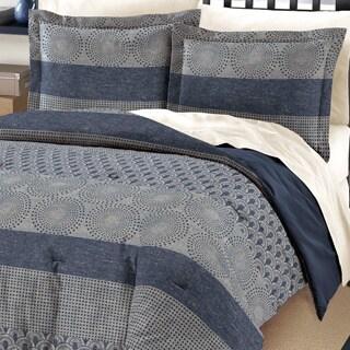 Marina Cotton 3-piece Comforter Set