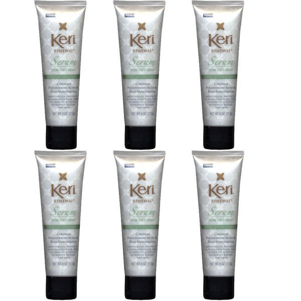 Keri 4-ounce Renewal Serum for Dry Skin (Pack of 6)