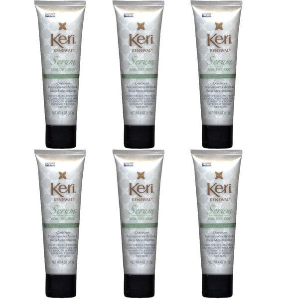 Keri 4-ounce Renewal Serum for Dry Skin (Pack of 6)