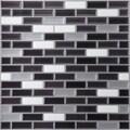 Magic Gel Tile Spectrum Metallic Mosaic Backsplash Tile