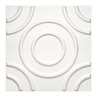 Donny Osmond Home 3D Self-adhesive Circles Wall Tiles