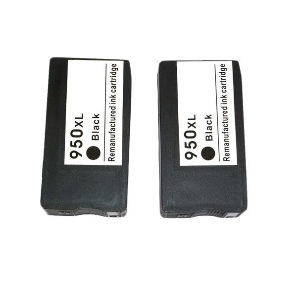 2PK Compatible HP 950XL CN045AN HP OfficeJet Pro 200 251 276 8100 8600 8600 N911 N811