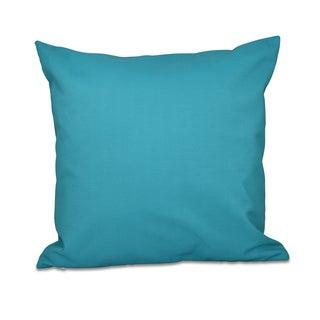 Blue Decorative Throw Pillow