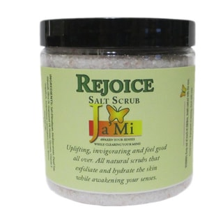 Rejoice Himalayan and Dead Sea All-natural 8-ounce Salt Scrub