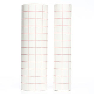 12-inch Wide Grid Transfer Tape Roll