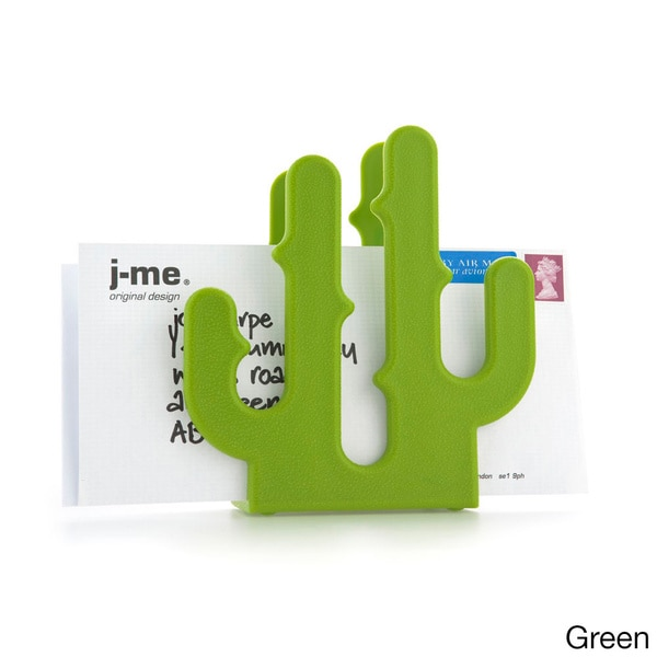 J-me Cactus Letter Holder