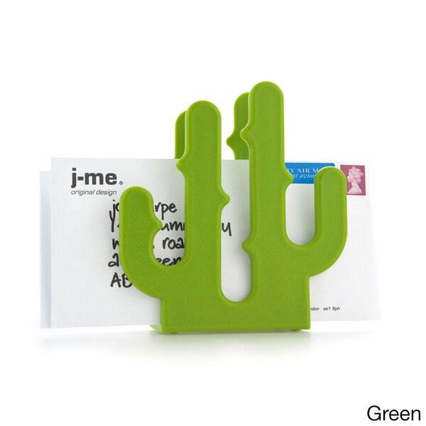 J-me Cactus Letter Holder