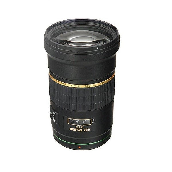 Pentax SMCP DA* Star 200mm f/2.8 ED IF SDM AF Lens for Digital SLR
