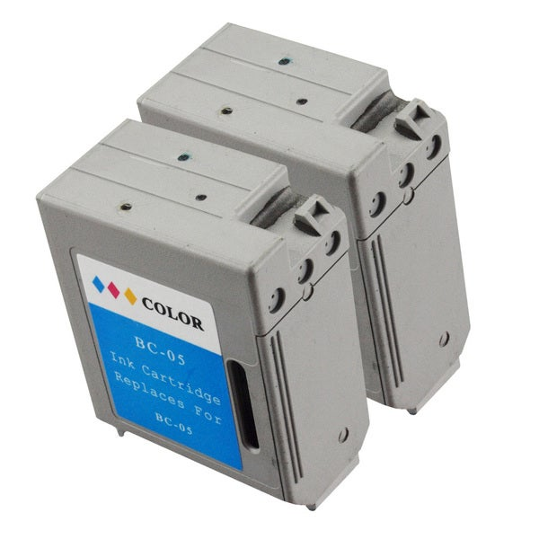 Sophia Global Remanufactured Ink Cartridge Replacement for Canon BC-05 (2 Color)