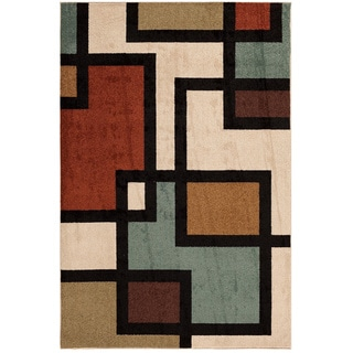 Veranda Brigham Multicolor Indoor/ Outdoor Rug (7'10 x 9'10)