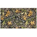 Hand-tufted Mossy Oak Breakup Green Accent Rug (2'5 x 1'6)