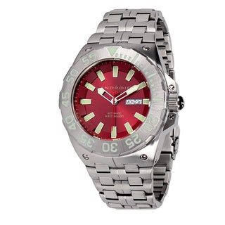 Android Men's Corsair Automatic Red Watch
