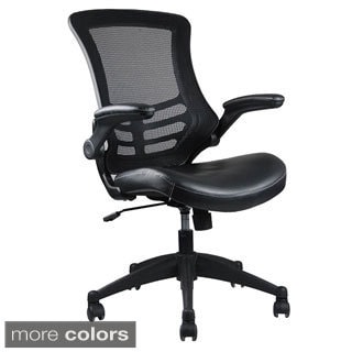 Manhattan Comfort Luxurious High-back Office Chair
