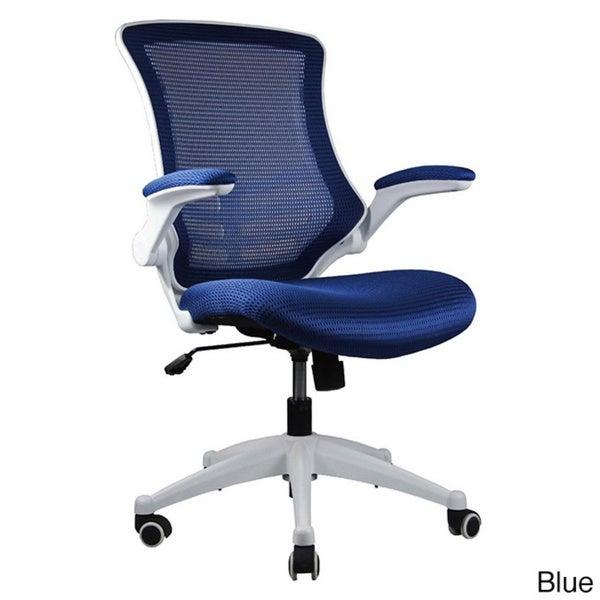 Manhattan Comfort Contemporary Adjustable Office Chair 16080833
