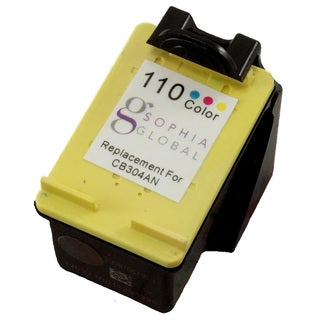 Sophia Global Remanufactured Ink Cartridge Replacement for HP 110 (1 Color)
