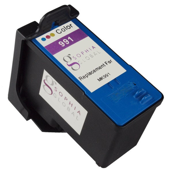 Sophia Global Remanufactured Ink Cartridge Replacement for Dell MK991 Series 9 (1 Color)