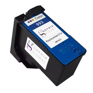 Sophia Global Remanufactured Ink Cartridge Replacement for Dell MK993 Series 9 (1 Color)