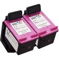 Sophia Global Remanufactured Ink Cartridge Replacement for HP 901 (2 Color)