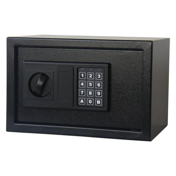 Stalwart Electronic Premium Digital Steel Safe