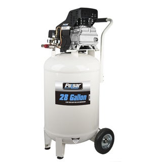 Speedway 10 Gallon Air Compressor With Pneumatic Tires
