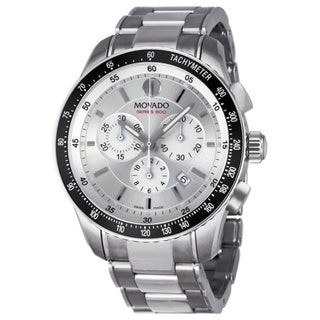 Movado Men's 800 Stainless Steel Tachymeter Chronograph Watch
