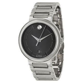 Movado Men's 0606542 Concerto Stainless Steel Watch
