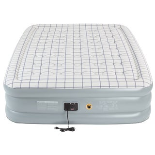 Coleman Double High Quickbed and Built-in Pump