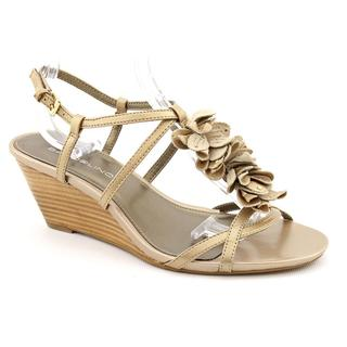 Bandolino Women's 'Ginelle' Leather Sandals (Size 7.5 )