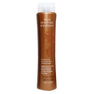 Brazilian Blowout Acai 12-ounce Anti-Frizz Shampoo