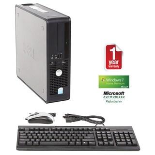 DELL Optiplex 745 Core 2 Duo 2.66GHz 2048MB 160GB Win 7 Home Premium SFF Computer (Refurbished)