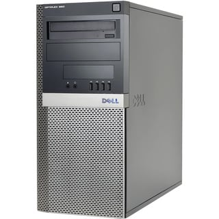 DELL OptiPlex 960 Core 2 Duo 3.16GHz 4GB 1.5TB DVDRW Windows 7 Pro 64-bit Minitower PC (Refurbished)