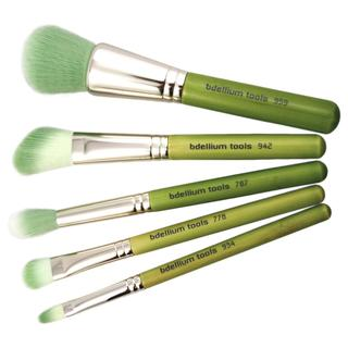 Bdellium Green Bambu Mineral 5-piece Brush Set