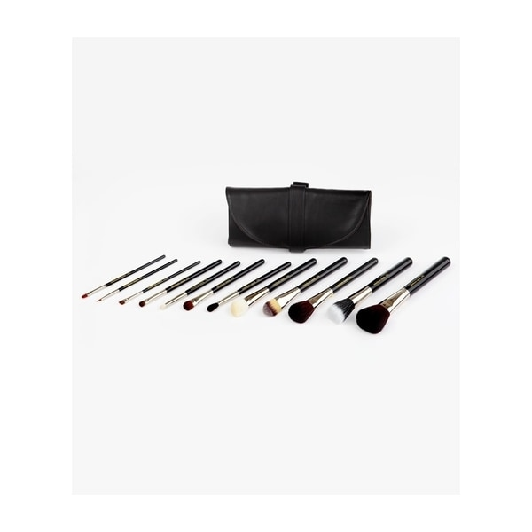 Bdellium Maestro Series Complete 12-piece Brush Set