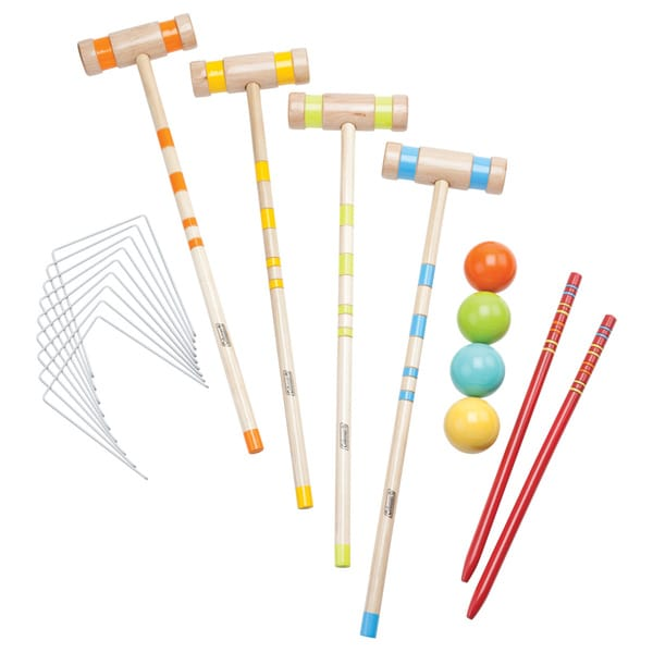 Coleman Croquet Sport Game Set
