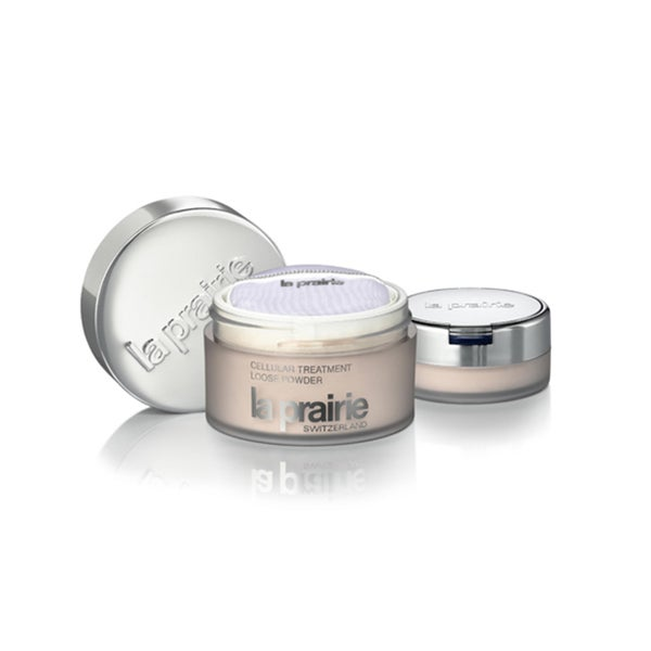 La Prairie Cellular Treatment 2-piece #1 Translucent Loose Powder Set