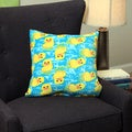 Duck Plush Decorative Throw Pillow