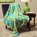 Plush Decorative Duck Throw