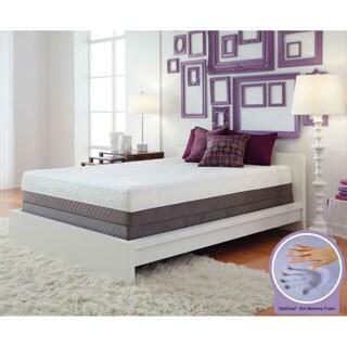 Sealy Posturepedic Optimum Inspiration King-size Gel Memory Foam Mattress