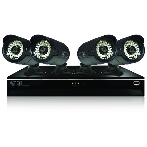 Night Owl NVR7P-441 Video Surveillance System