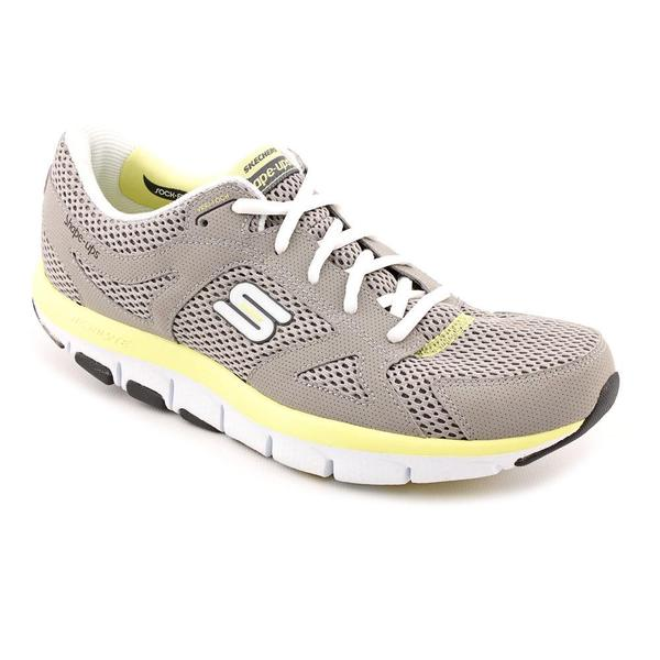 Skechers Shape-Ups Women's 'Liv Smart' Mesh Athletic Shoe (Size 6.5 )