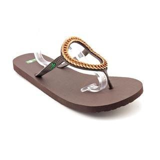 Sanuk Women's 'Ibiza Kina' Man-Made Sandals (Size 5 ) Today: $21.99