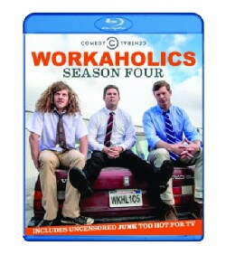 Workaholics: Season 4 (Blu-ray Disc)