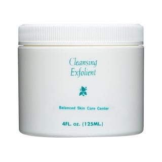 Cleansing Exfolient Botanical Facial Scrub 4-ounce Jar