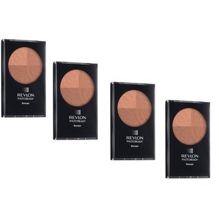 Revlon Photoready Bronzer 100 Bronzed & Chic (Pack of 4)
