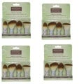 EcoTools Limited Edition 4-piece Kabuki Brush Set 1291 (Pack of 4)