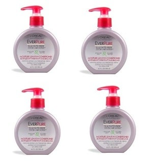 L'Oreal EverPure Sulfate-free 6-ounce Leave-In Conditioner (Pack of 4)