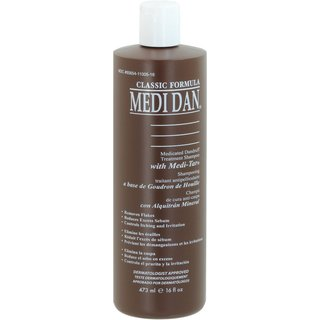 Clubman Medi-Dan Extra-strength Dandruff Treatment 16-ounce Shampoo
