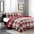 Ink and Ivy Maddox Cotton 3-piece Quilt Set