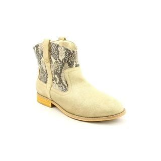 GH Bass & Co Women's 'Duncan' Leather Boots - Wide