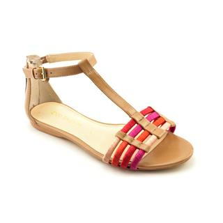 Enzo Angiolini Women's 'Patwin' Synthetic Sandals